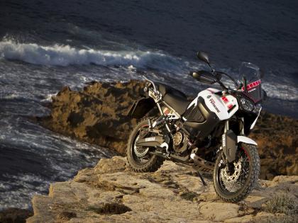 Yamaha XT1200Z Super Ténéré Worldcrosser, nóg ruiger